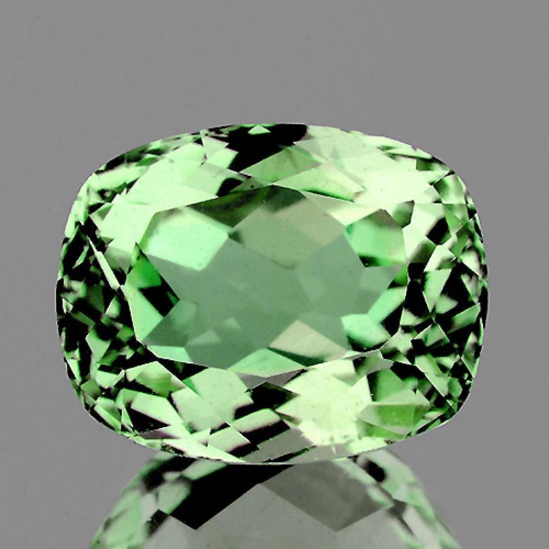 Natural Green Amethyst 22.90 Carats - FL