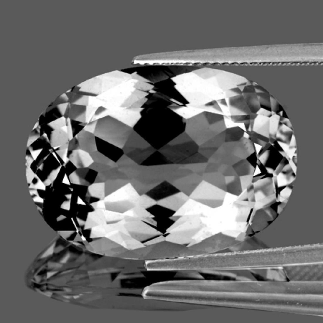 Natural Healing Colorless Quartz (Rock Crystal)21.00 Ct