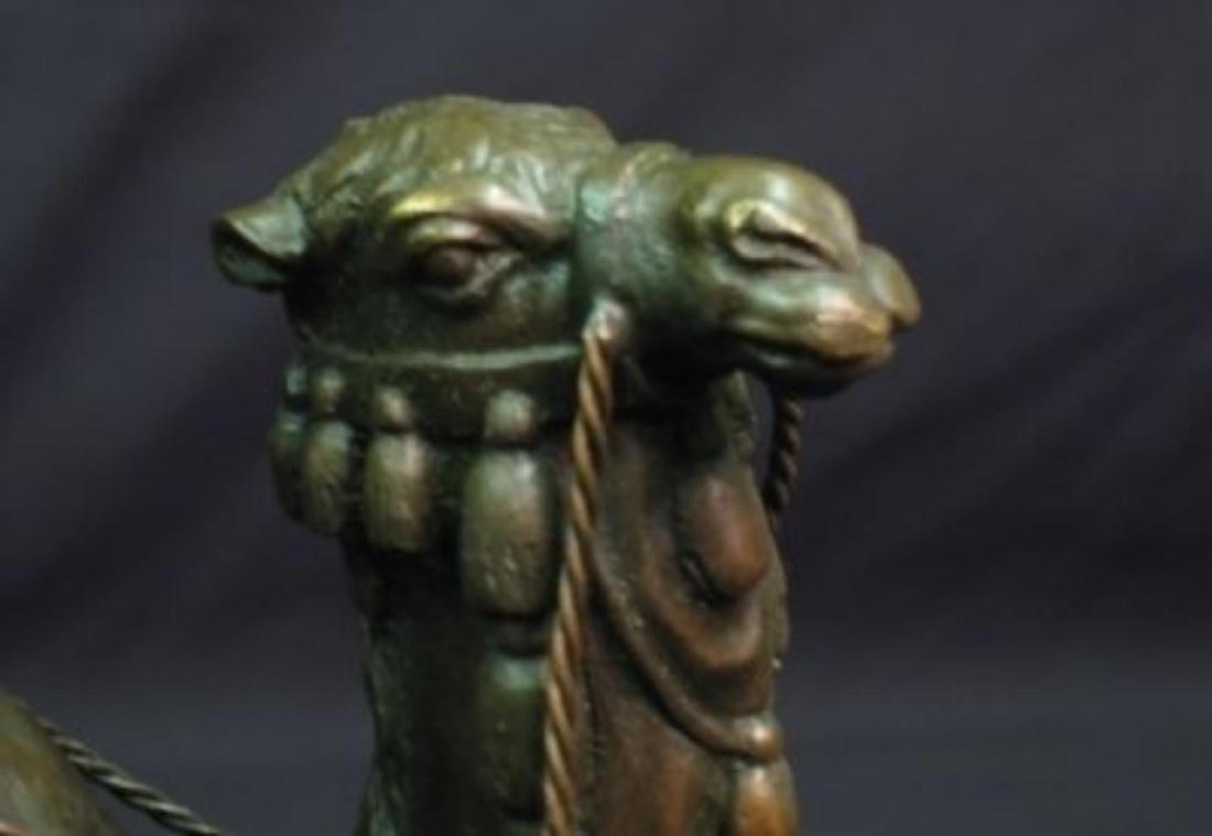 Antique Arab (Muslim) Warrior Sculpture - 7