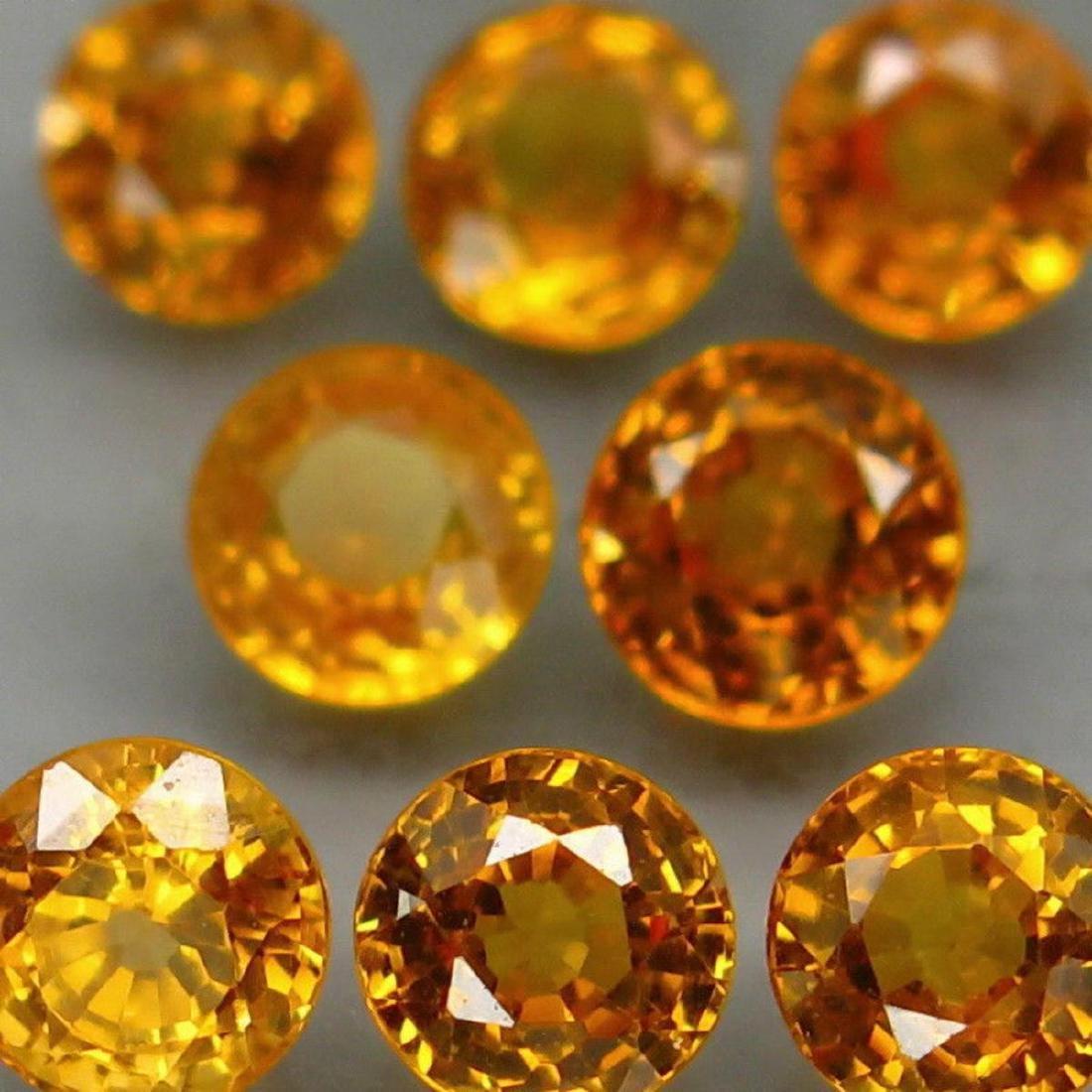 Natural Yellow Sapphire 4.66 Carats - 3