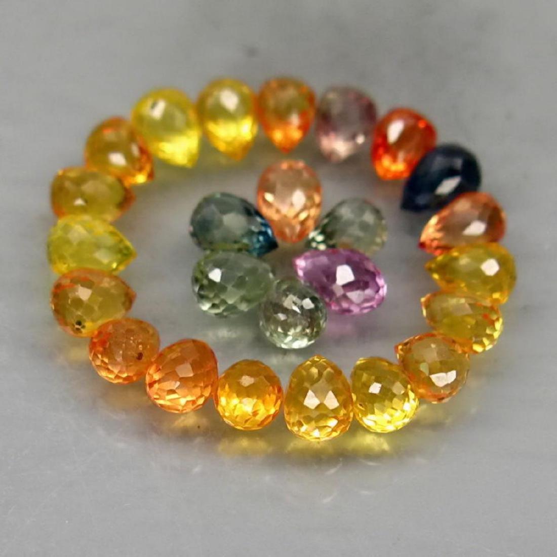 Natural Fancy Color Sapphire 5.73 Ct.