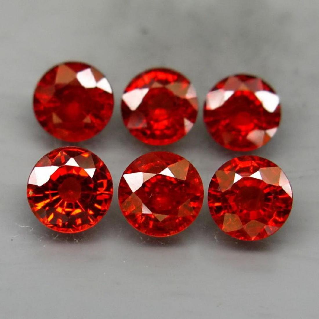 Natural Imperial Spessartite Garnet 5.50 MM