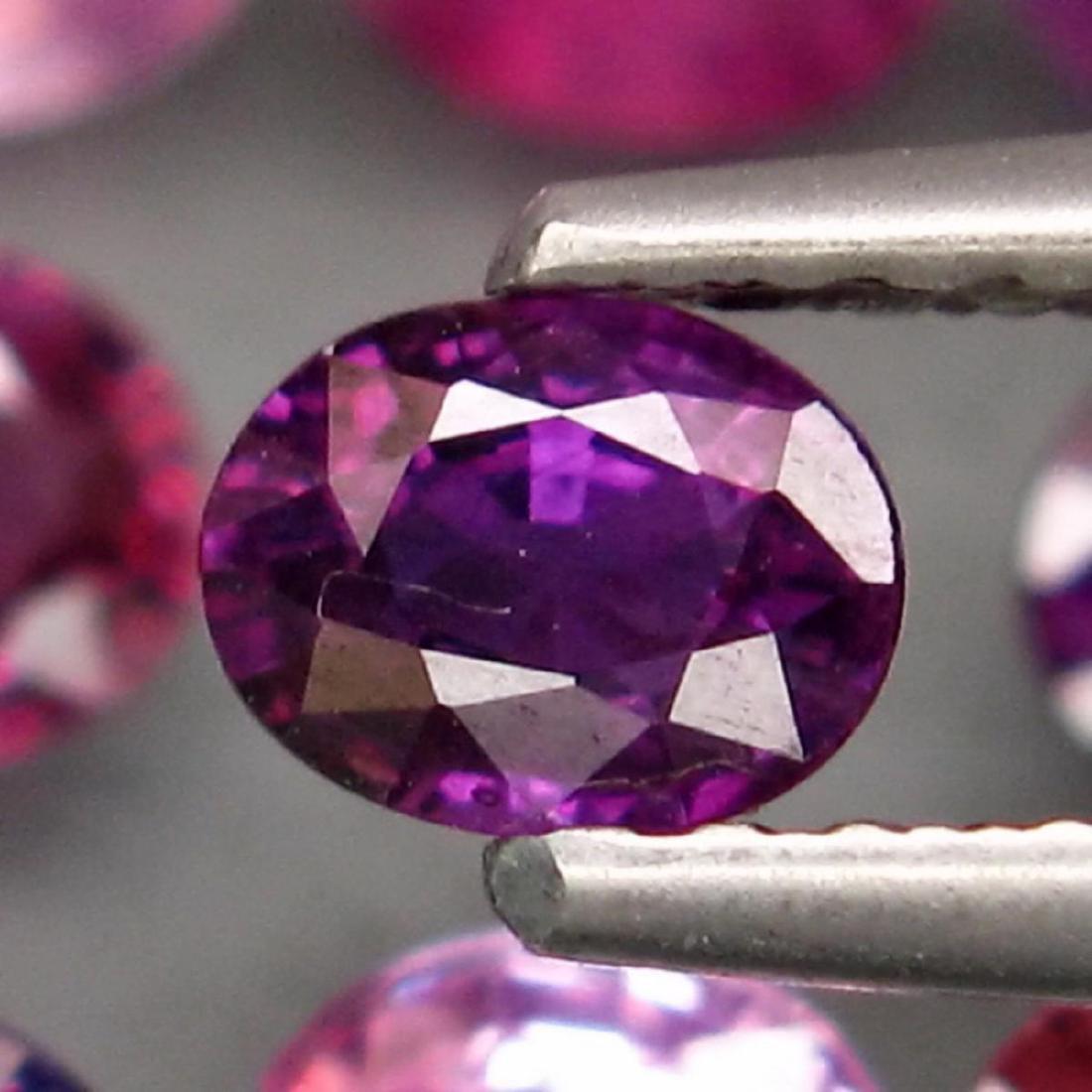 Natural Fancy Color  Sapphire  4.38 Ct. - 2