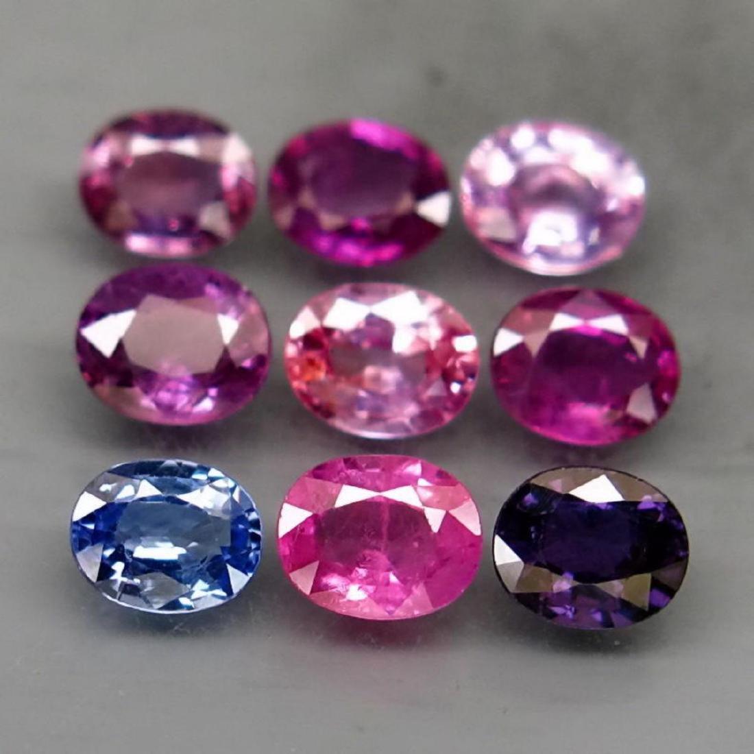 Natural Fancy Color Sapphire 4.05 Ct.