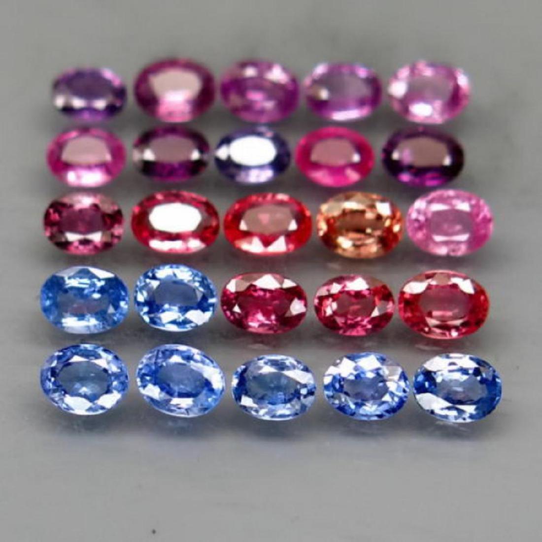 Natural Fancy Color Sapphire 4.60 Ct.