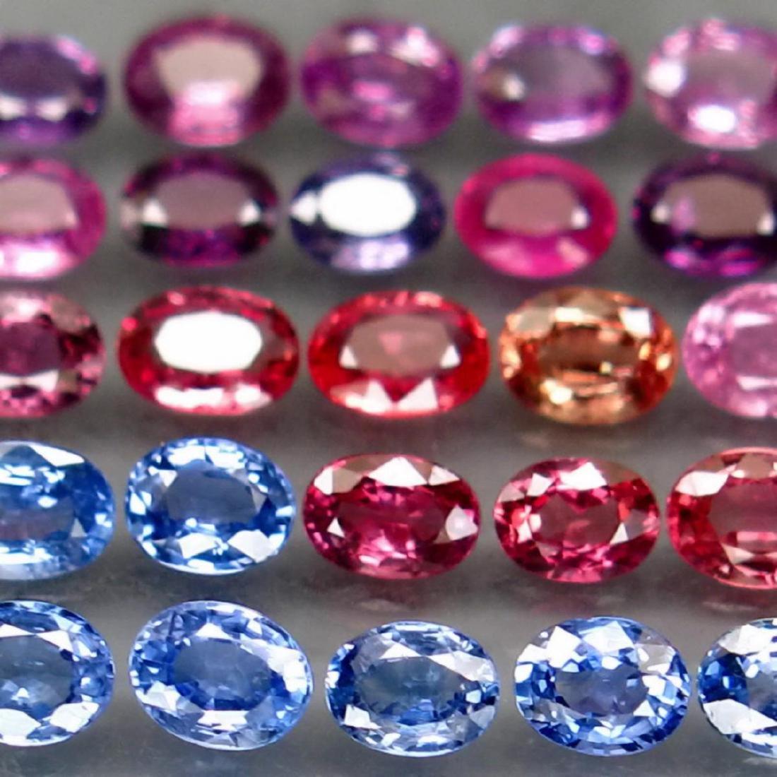 Natural Fancy Color Sapphire 4.60 Ct. - 3