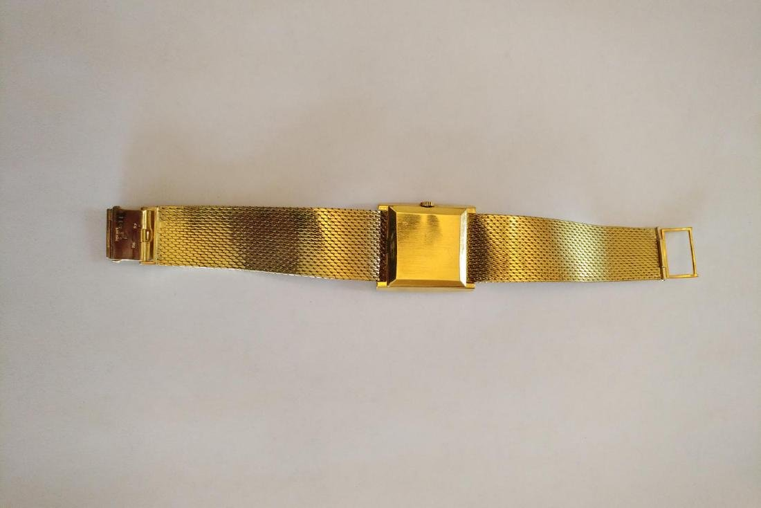 Vintage Longines  (unisex) 18k Solid Gold Watch - 2