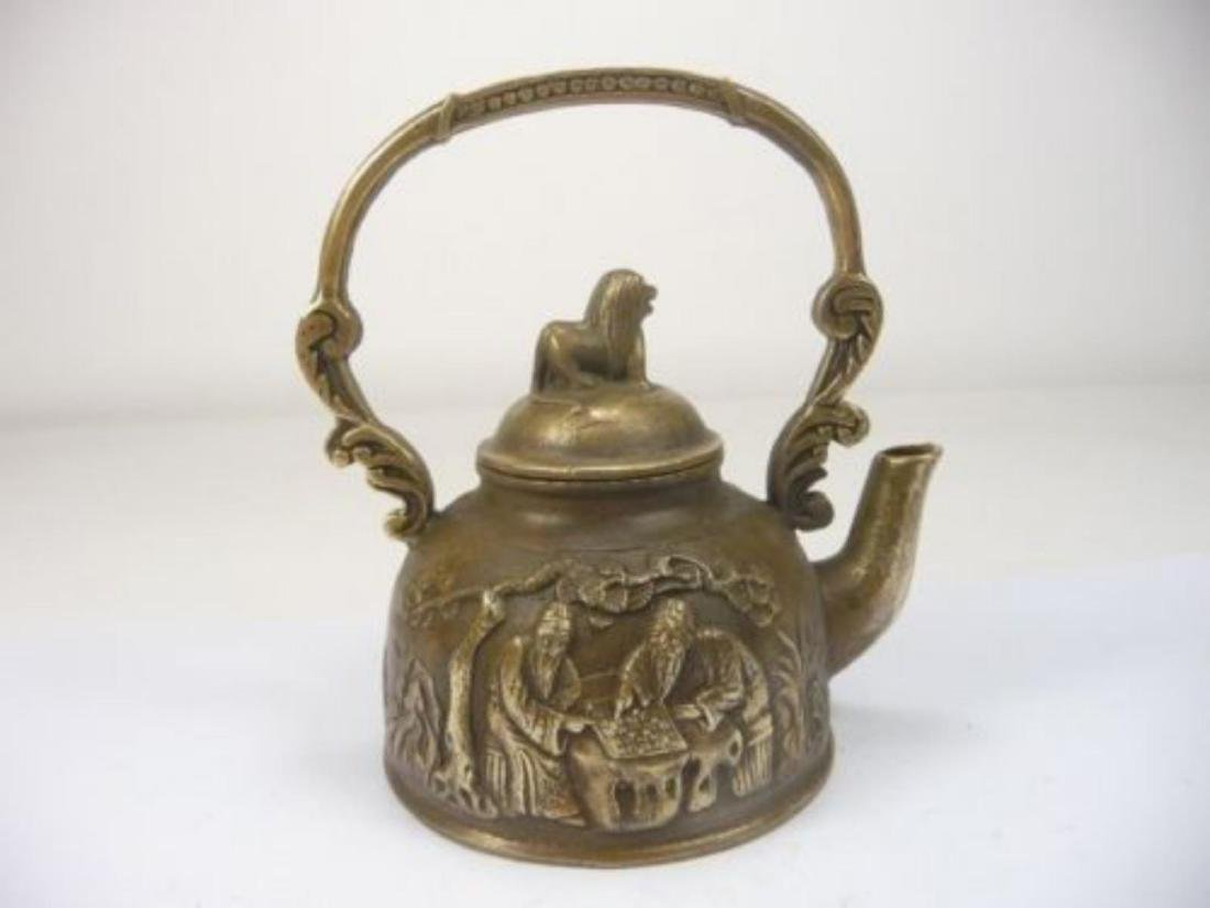 Old Chinese Teapot/Winepot - 3