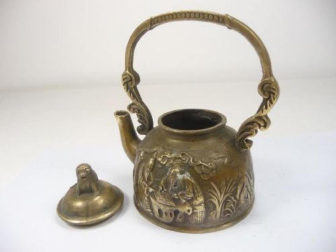 Old Chinese Teapot/Winepot - 4