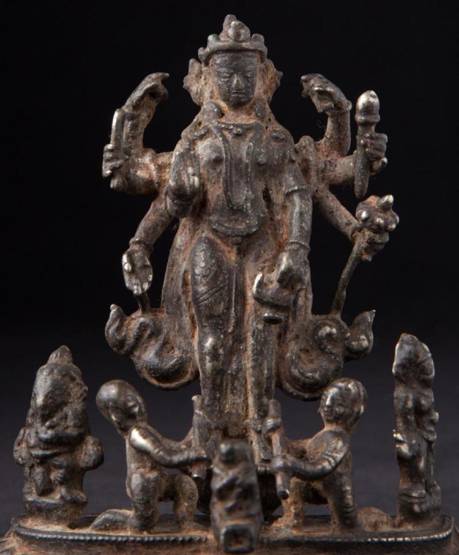 Antique Hindu God Statue - 10