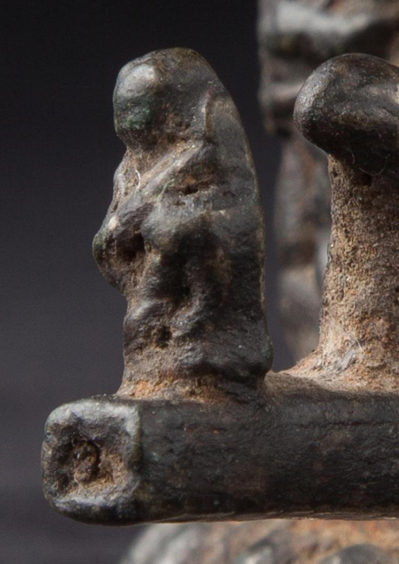 Antique Hindu God Statue - 4