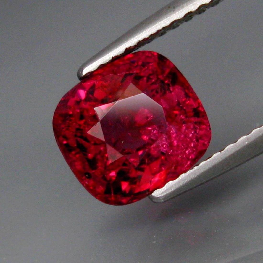 Natural Hot Pink Burma  Spinel 2.70 Ct