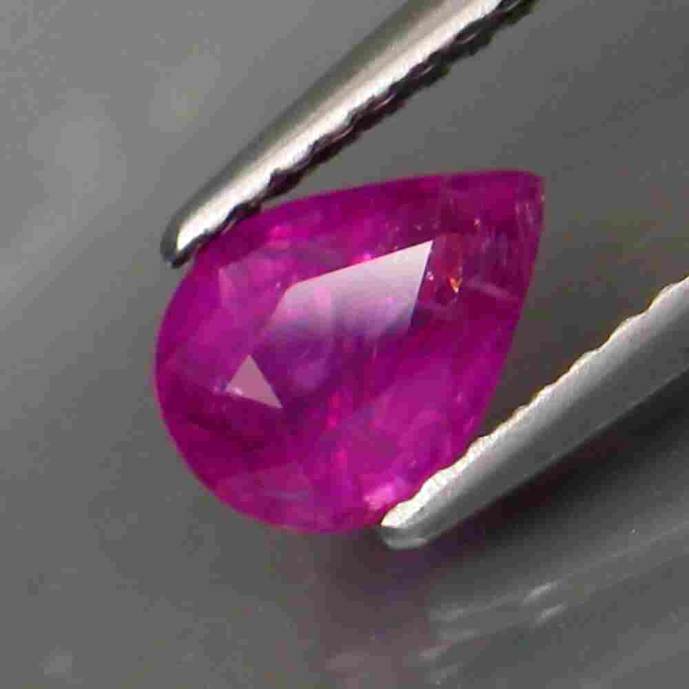 Natural Hot Pink UNHEATED Sapphire 1.19 Cts