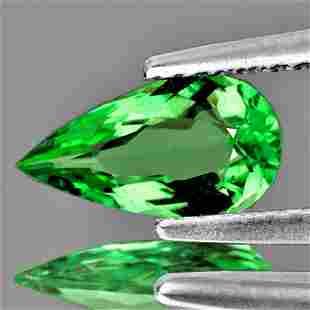 Natural AAA Green Tsavorite Garnet {Flawless-VVS1}