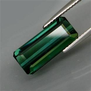 Natural Bluish Green Tourmaline 440 Carats Untreated