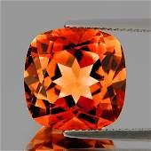 Natural Rare Madeira Top Orange Citrine FlawlessVVS