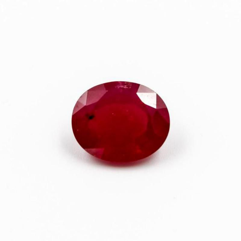 Stunning 5.66 Ct Natural Certified Ruby