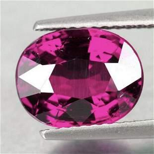 Natural Raspberry Pink Rhodolite Garnet 2.21 Ct - FL
