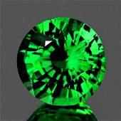 Natural Green Garnet  Tsavorite FlawlessVVS