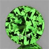 Natural Green Tsavorite Garnet FlawlessVVS