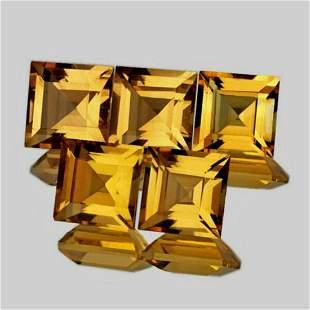 NATURAL GOLDEN YELLOW CITRINE [FLAWLESS-VVS]