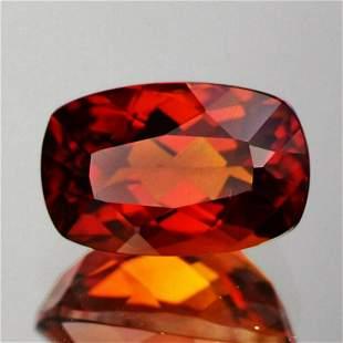 Natural Rare Madeira Orange Citrine