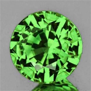 Natural Green Tsavorite Garnet {Flawless-VVS}