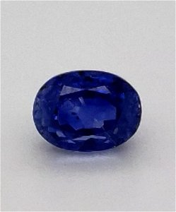 Natural Untreated Kashmir Sapphire 3.04 Cts -  GRS