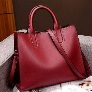 Brand New Genuine Leather Ladies Handbag