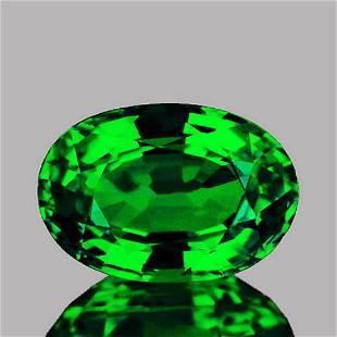 Natural Emerald Green Tsavorite Garnet - FL