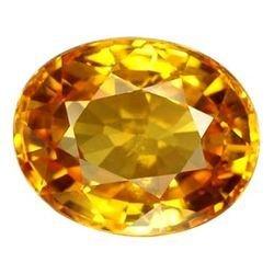 Natural Golden Yellow 2.06 Cts - VVS