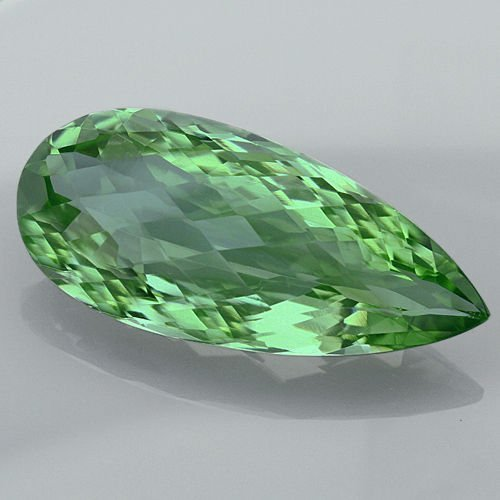 Natural Healing Green Color Amethyst 17.90 Cts - VVS