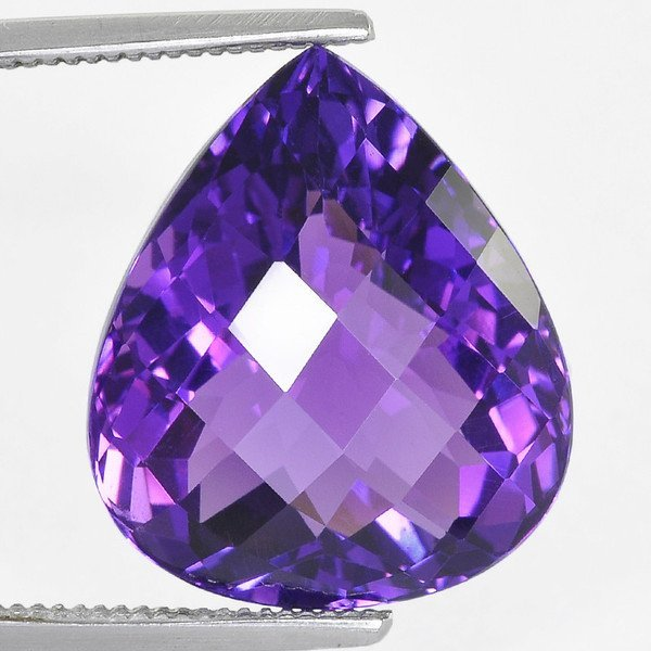 Natural Amethyst 31.09 Carats - No Treatment