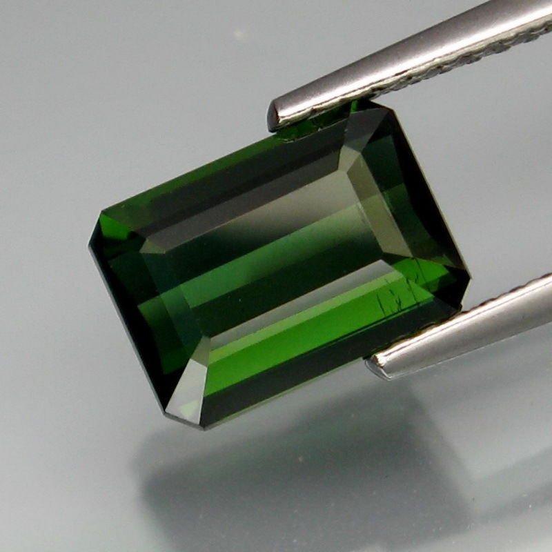 Natural Green Tourmaline 2.14 Carats
