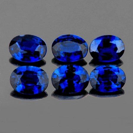 Natural  Dark Blue Sapphire - VS