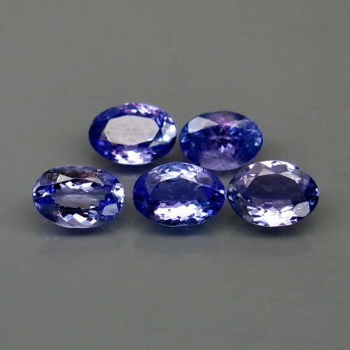 Natural Top Purplish Blue Tanzanite 3.48 Cts