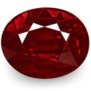 Natural Pigeon Blood Ruby 4.5 Carats - GRS Certified