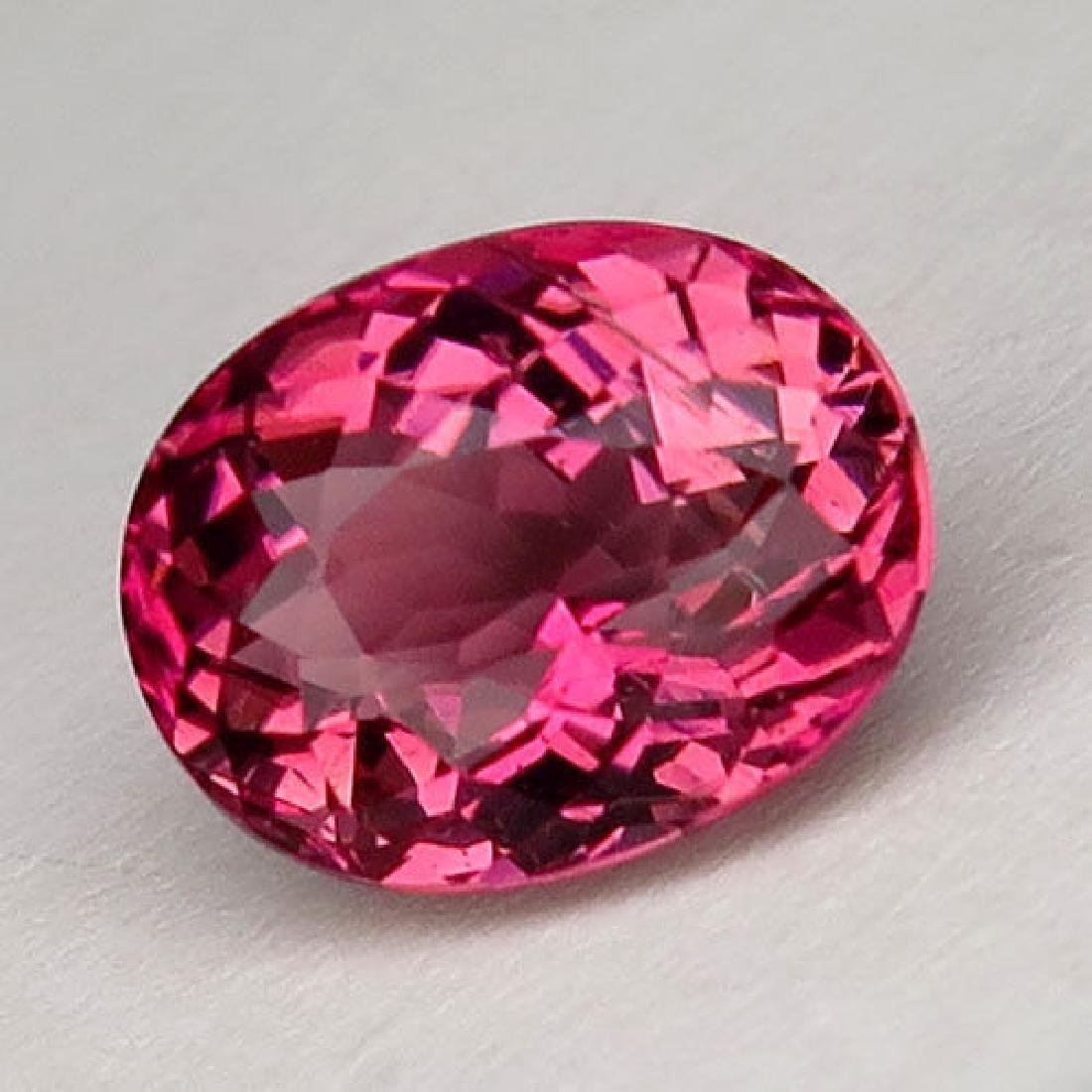 Natural Pink Tourmaline 2.25 cts - VVS