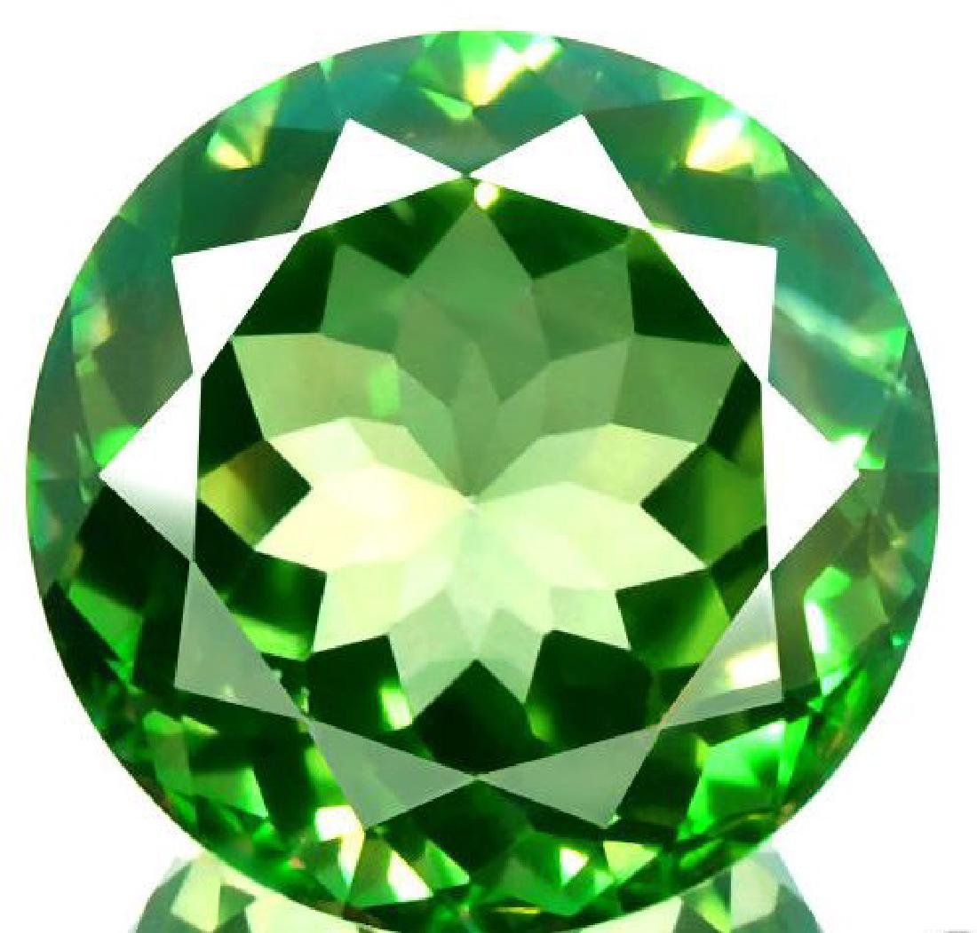 Natural Rare Green Topaz 16.23 Carats -VVS