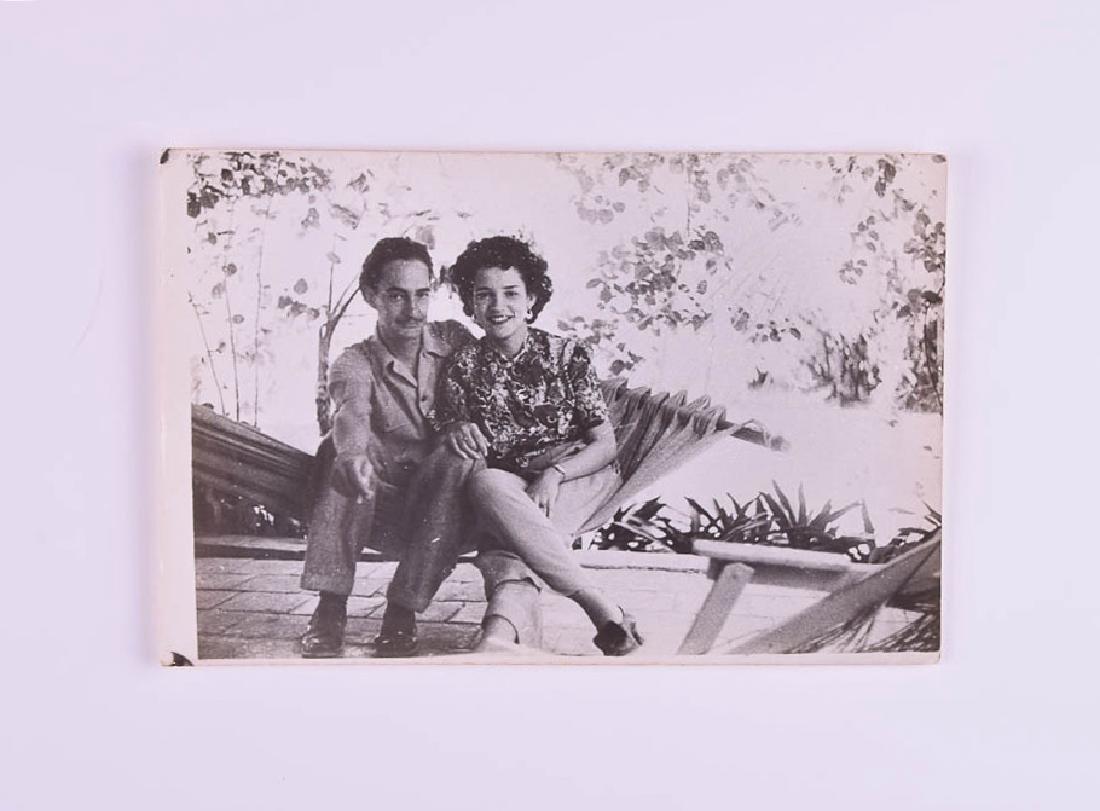 Carlos Enriquez - Haitian Wife