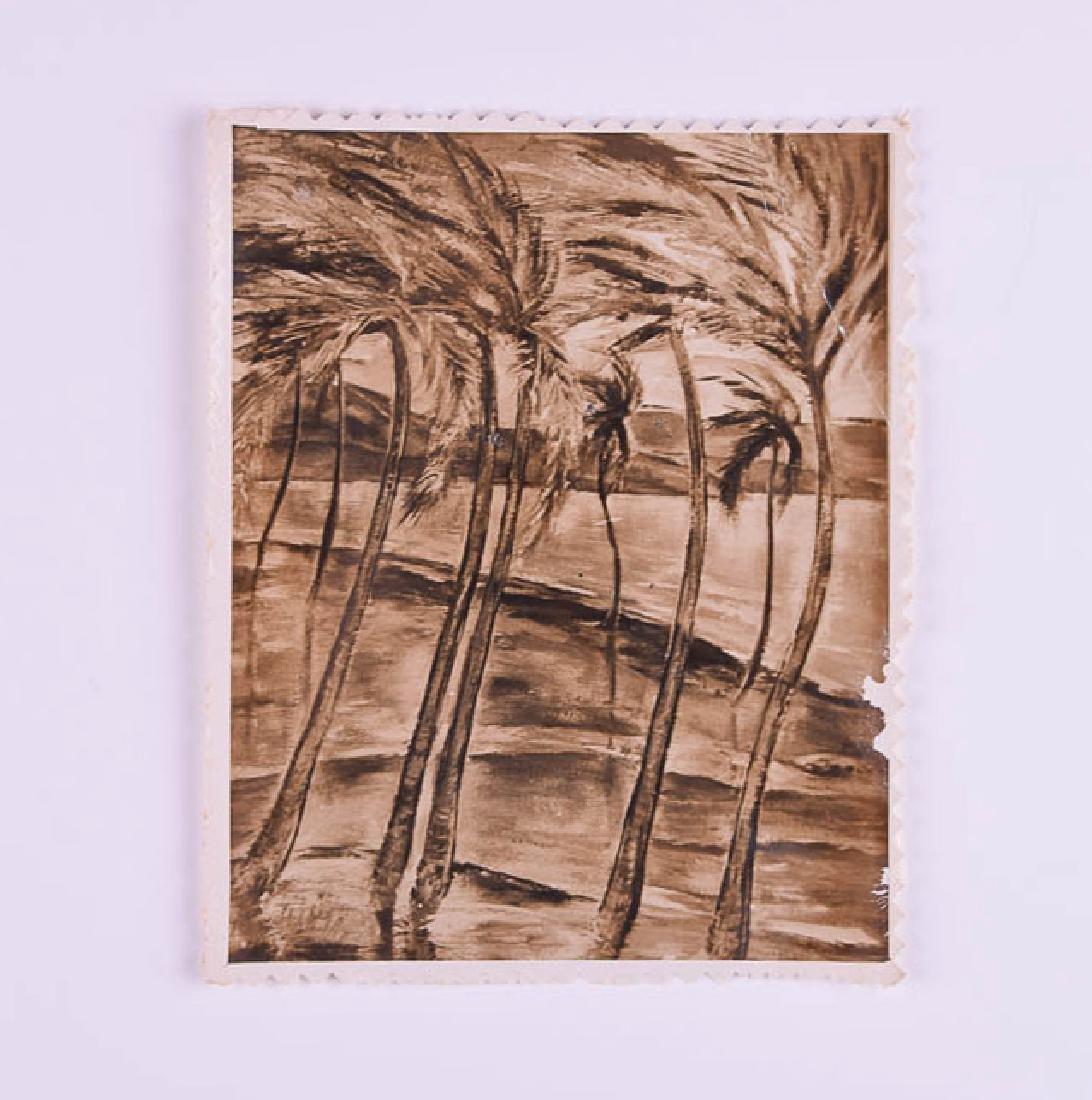 Carlos Enriquez - Palm Trees