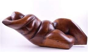 Ferdinand Parpan (1902 - 2004) - Woman laying down