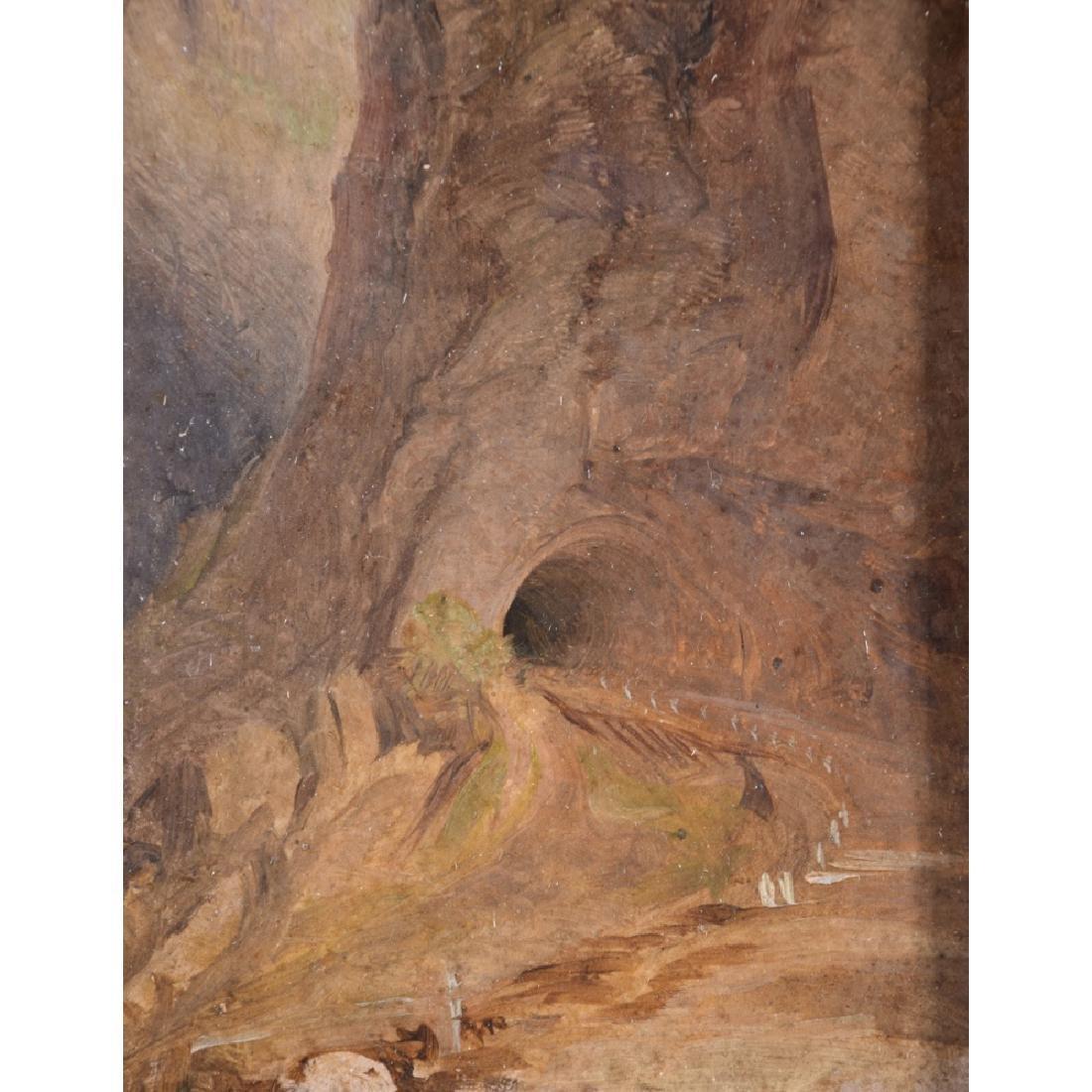 Joseph M W TURNER (1775-1851) - Tunnel - 2