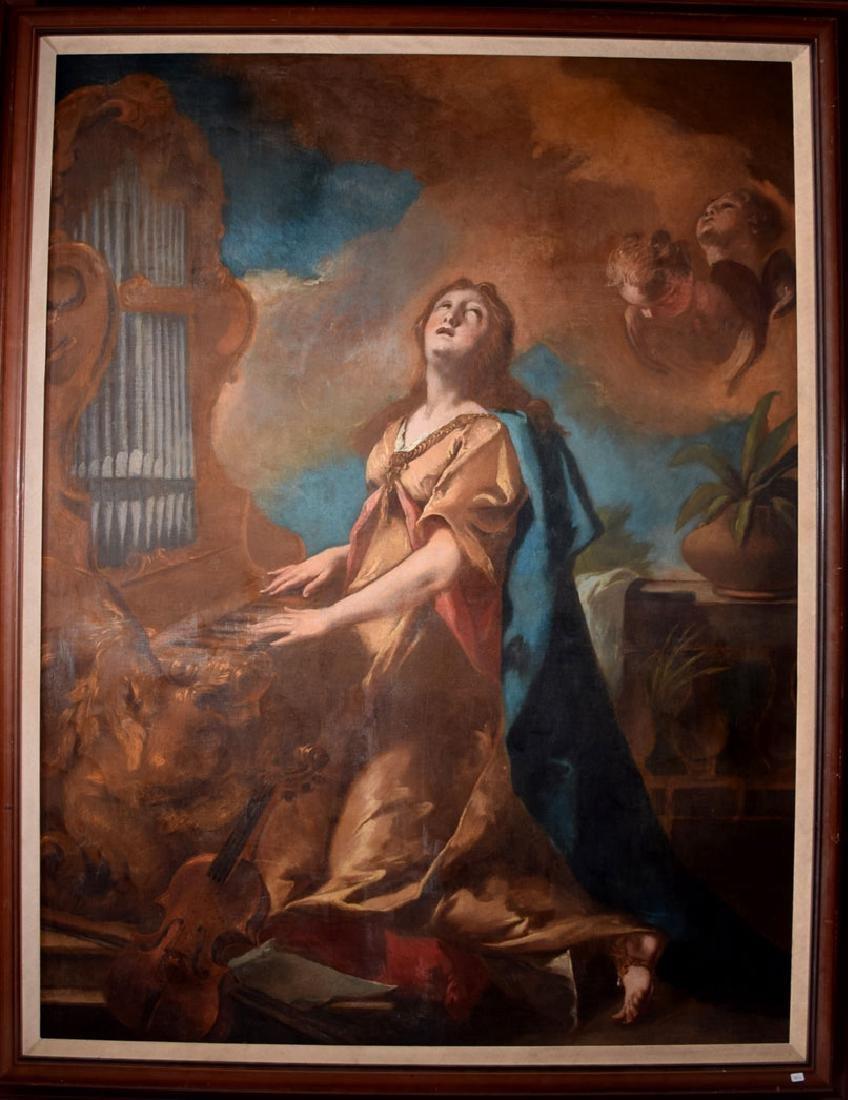 Francesco GUARDI Oil on Canvas on Wood