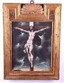 "El Greco (1541 - 1614) Oil on Canvas ""Christ"""