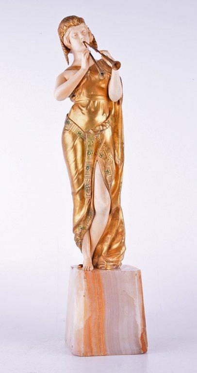 Albert MARQUET (1875-1947) Bronze Sculpture