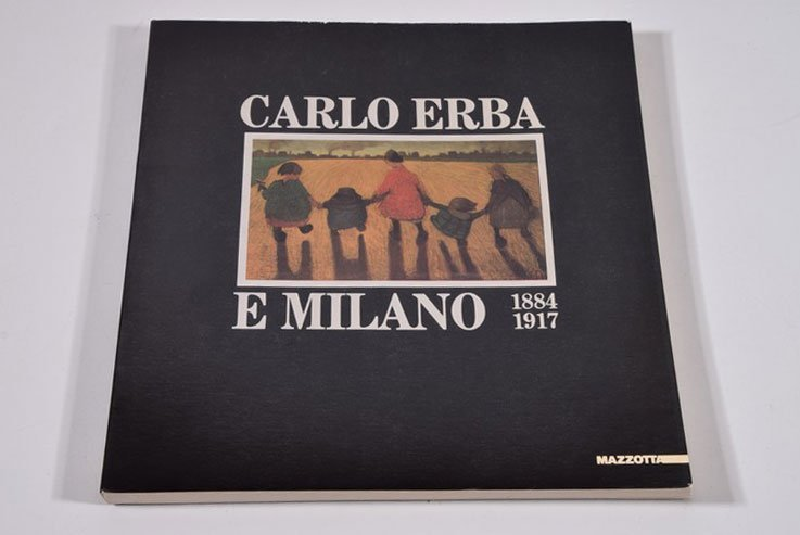 Carlo ERBA Oil on Canvas Casolari - 3