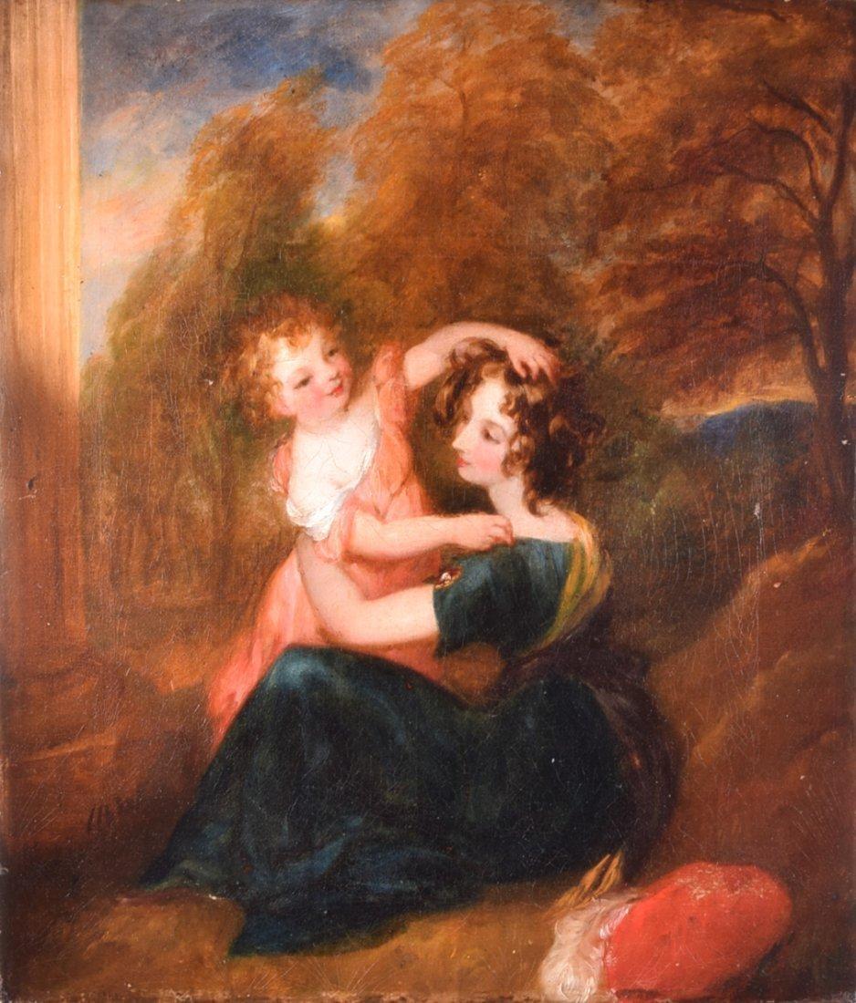 Thomas (Sir) Lawrence (1769 - 1830) Oil on Canvas