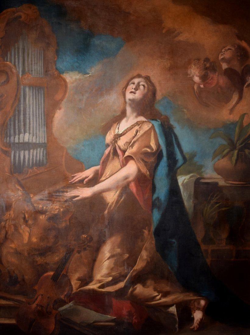 Francesco GUARDI (1712-1793) Oil on Canvas and Wood