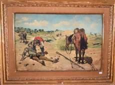 Jose MORENO CARBONERO (1858-1942) - Untitled